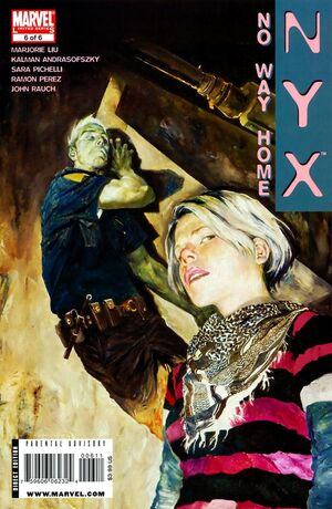 NYX No Way Home Vol 1 6
