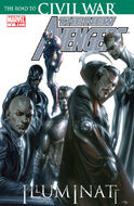 New Avengers Illuminati Vol 1 1