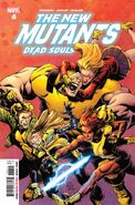 New Mutants Dead Souls Vol 1 6