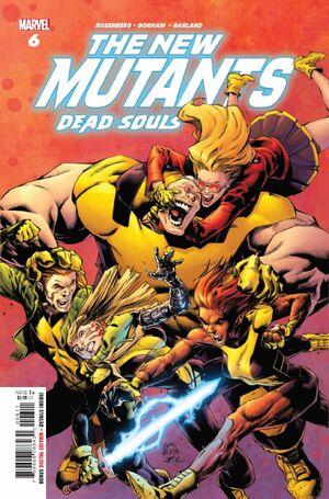 New Mutants Dead Souls Vol 1 6