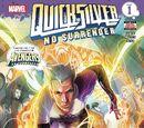 Quicksilver: No Surrender Vol 1 1