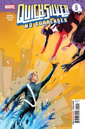 Quicksilver No Surrender Vol 1 5