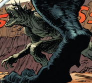 Sand Tigers from Thor God of Thunder Vol 1 6 001