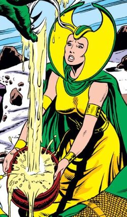 Sigyn (Earth-616) from Thor Vol 1 303