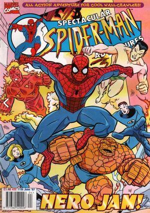 Spectacular Spider-Man (UK) Vol 1 022