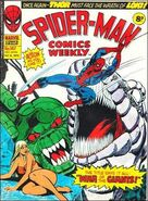 Spider-Man Comics Weekly Vol 1 147