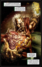 Stranger (Cosmic Being) (Earth-616) from Astonishing Thor Vol 1 2
