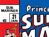Sub-Mariner Vol 1 21