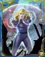 Susan Storm (Earth-616) from Marvel War of Heroes 012