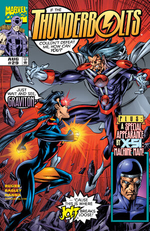 Thunderbolts Vol 1 29