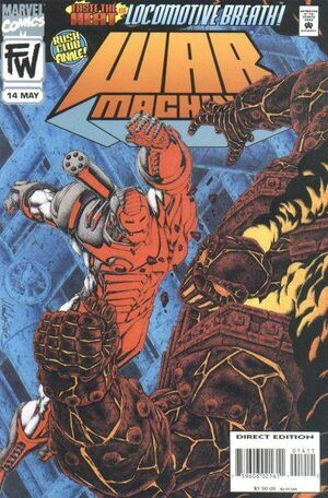 War Machine Vol 1 14