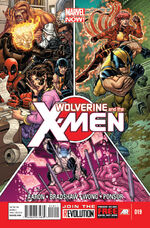 Wolverine and the X-Men Vol 1 19