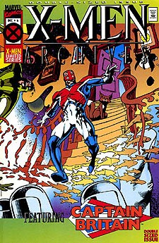 X-Men Archives Featuring Captain Britain Vol 1 6