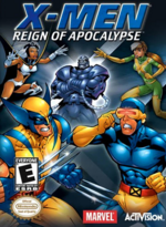 X-Men Reign of Apocalypse