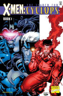 X-Men The Search for Cyclops Vol 1 1