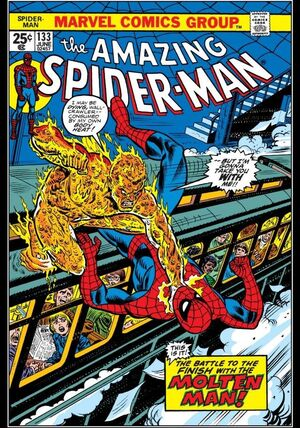 Amazing Spider-Man Vol 1 133