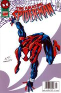 Amazing Spider-Man Vol 1 408 Bagley Variant