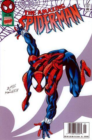 File:Amazing Spider-Man Vol 1 408 Bagley Variant.jpg
