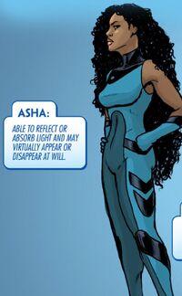 Asha (Wakandan) (Earth-616) from Infinity The Hunt Vol 1 1 002