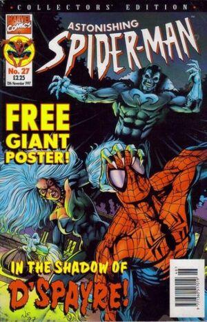 Astonishing Spider-Man Vol 1 27