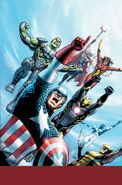 Avengers World Vol 1 1 Textless