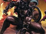 Black Panther (1,000,000 BC) (Earth-616)/Gallery