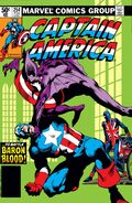 Captain America Vol 1 254