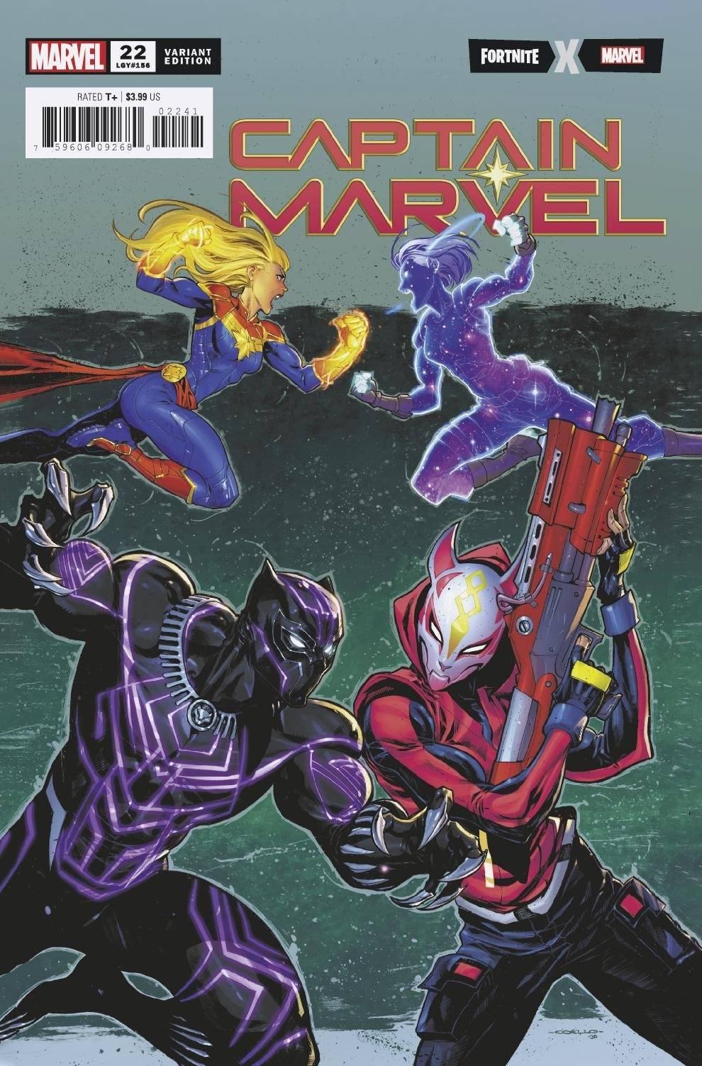 Captain Marvel Vol 10 22 Fortnite Variant.jpg