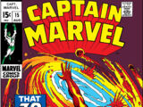 Captain Marvel Vol 1 15