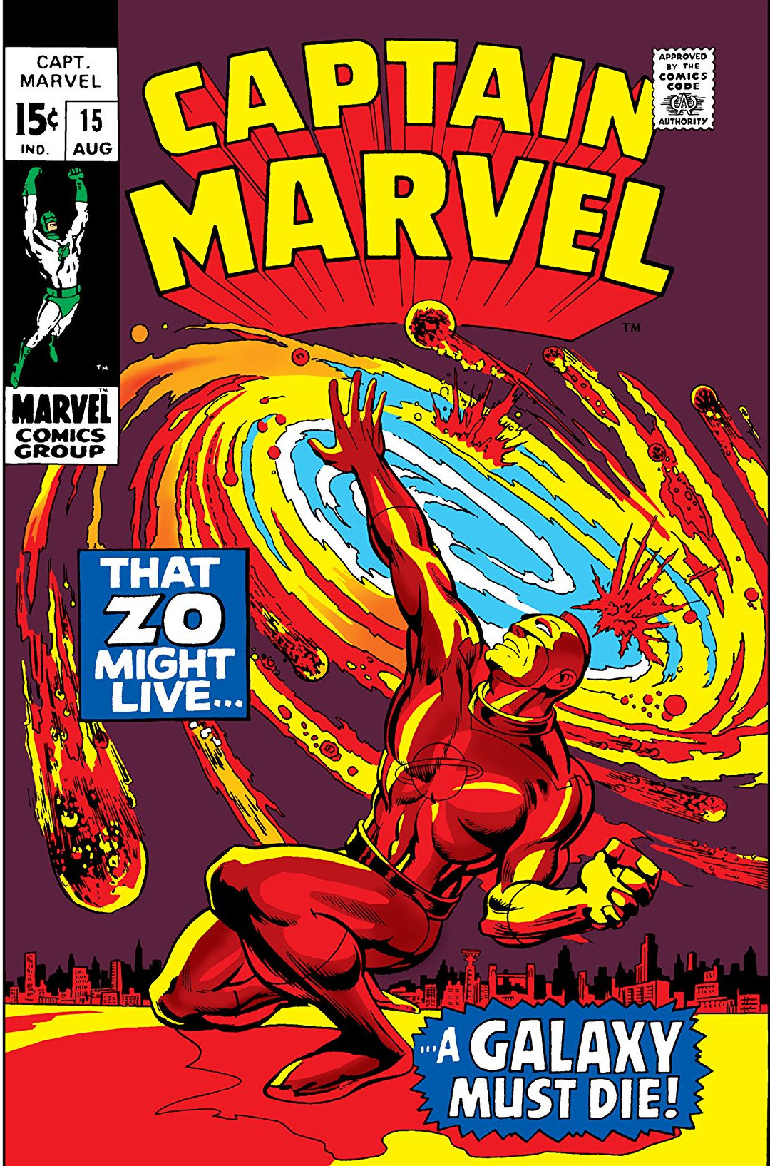 captain marvel 15