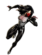 Cindy Moon (Earth-12131) from Marvel Avengers Alliance