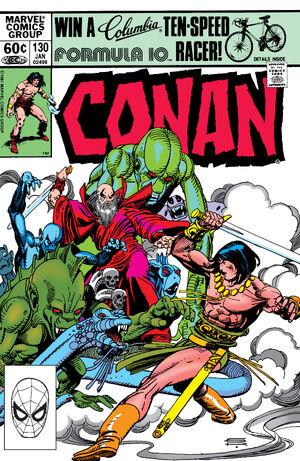 Conan the Barbarian Vol 1 130