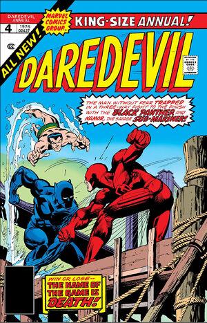 Daredevil Annual Vol 1 4