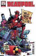 Deadpool Vol 7 1 Skottie Young Variant