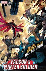 Falcon & Winter Soldier Vol 1 2