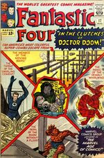 Fantastic Four Vol 1 17 Vintage