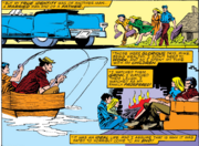 Frank Moore (Earth-616), Harris Moore (Earth-616), and Helen Moore (Earth-616) from The Man Called Nova Vol 1 23 001