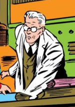 Frasier (Earth-616) from Marvel Mystery Comics Vol 1 9 001