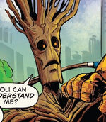 Groot (Earth-TRN713) from Groot Vol 1 2 0001