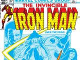 Iron Man Vol 1 166