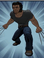 James Howlett (Earth-TRN005) from Ultimate Spider-Man (video game) 001