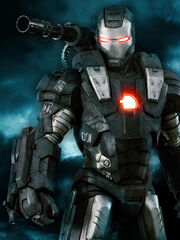 James Rhodes (Earth-199999) from Iron Man 2 (film) Poster 0003