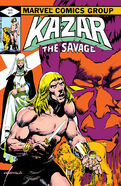 Ka-Zar the Savage Vol 1 11