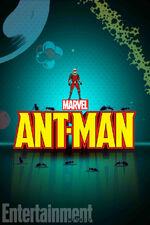 Marvel's Ant-Man poster 001