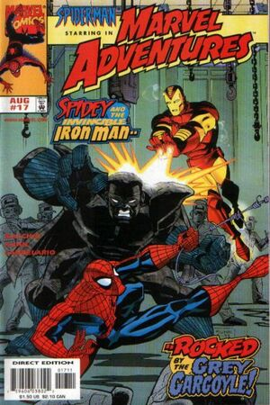 Marvel Adventures Vol 1 17