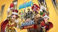 Marvel Avengers Academy (video game) 018