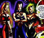 Norns (Earth-928) from X-Men 2099 Vol 1 12 0001