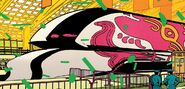Pan-South America Jaguar Limited from Nick Fury Vol 1 3 001