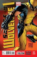 Savage Wolverine Vol 1 1 Quesada Variant