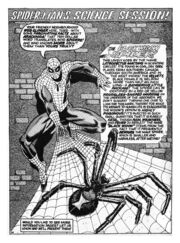 Spider-Man's Science Session from Spider-Man Comics Weekly Vol 1 5 0001